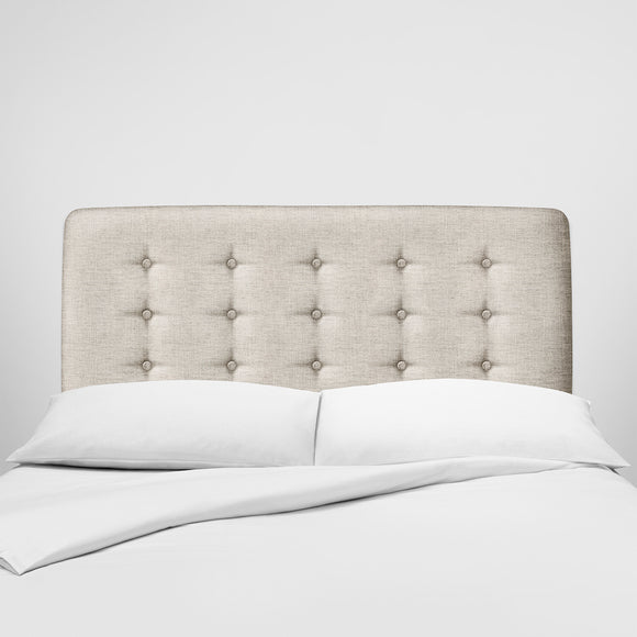 Vispring Achilles Headboard lifestyle photo.