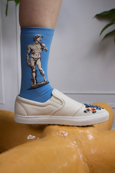 Fine Art David Socks