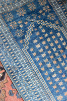 Indigo Prayer Rug