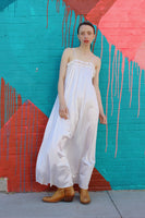 Angelic Maxi Slip Dress