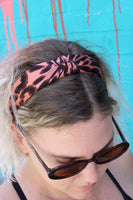Printed Knot Headband (More Colors)