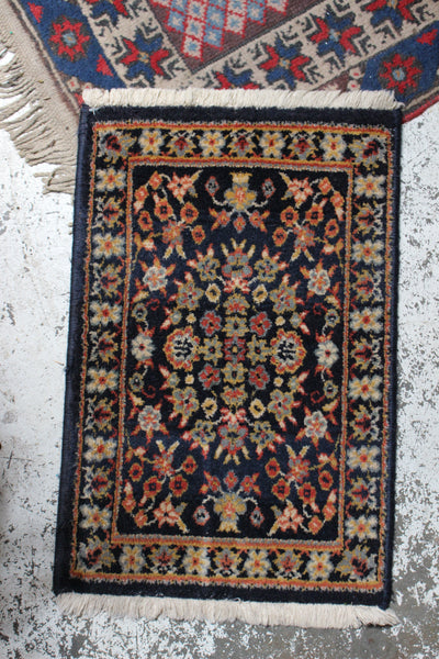 Regal Floral Area Rug