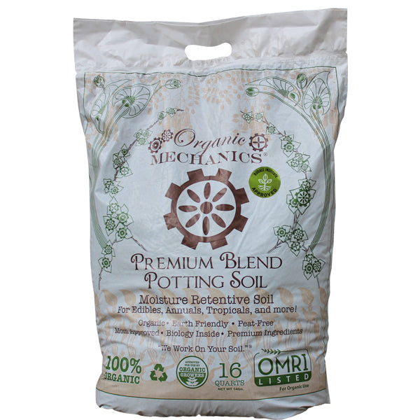 Premium Indoor Garden Soil
