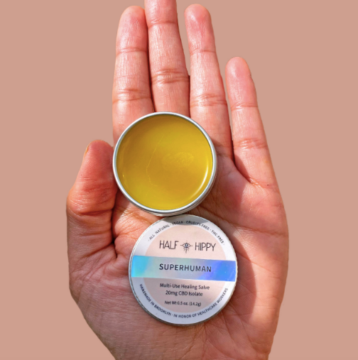 Superhuman Healing Body Salve by HALF HIPPY