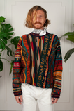 Earth Tone COOGI Sweater