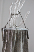 1920s Chainmail Purse
