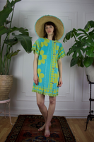 Terry Mini Resort Dress