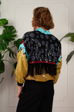 Sequin Southwestern Jacket