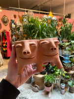 Terra Cotta Friend Planter