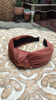 Solid Knot Headband (More Colors)
