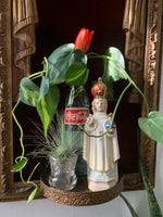 40s Saint Vase and Planter