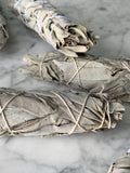 California White Sage Wand