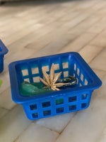 Miniature Laundry Basket
