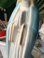 1960s Virgin Bud Vase
