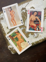 Rare Models of All Nations Playing Cards