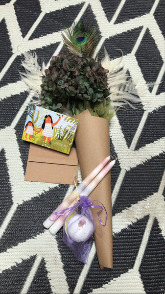 Mommy's FLORAL GIFT BUNDLE