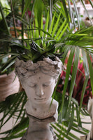 Greek Goddess Head Planter