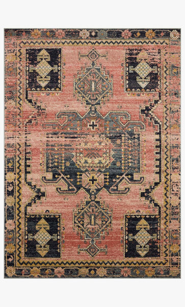 Turkish Rose Area Rug