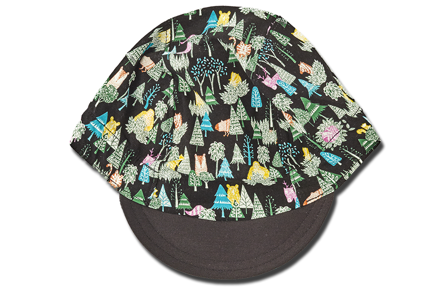 Little Forest and Friends Cycling Cap