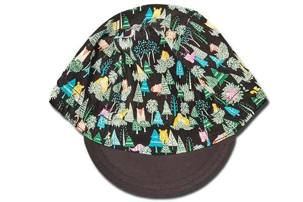 Forest and Friends Cycling Cap