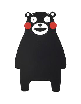 Kumamon くまモン Bear Cycling Cap