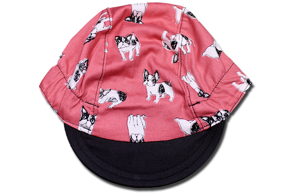 Little Bulldog Cycling Cap