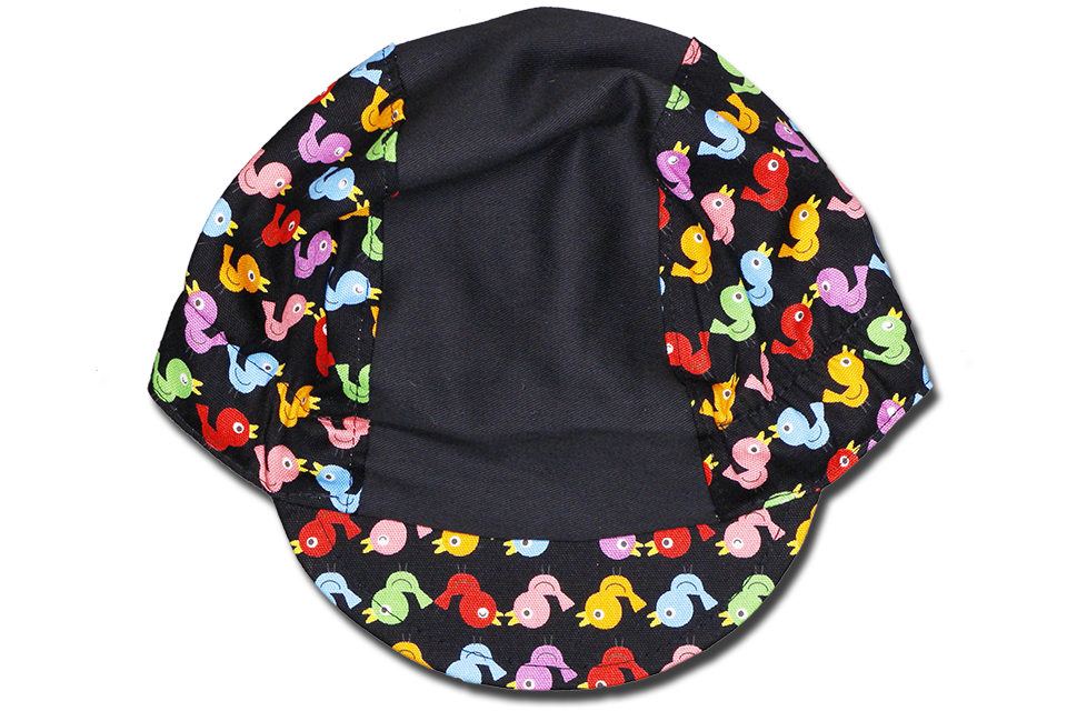 Little Whistling Birds Cycling Cap