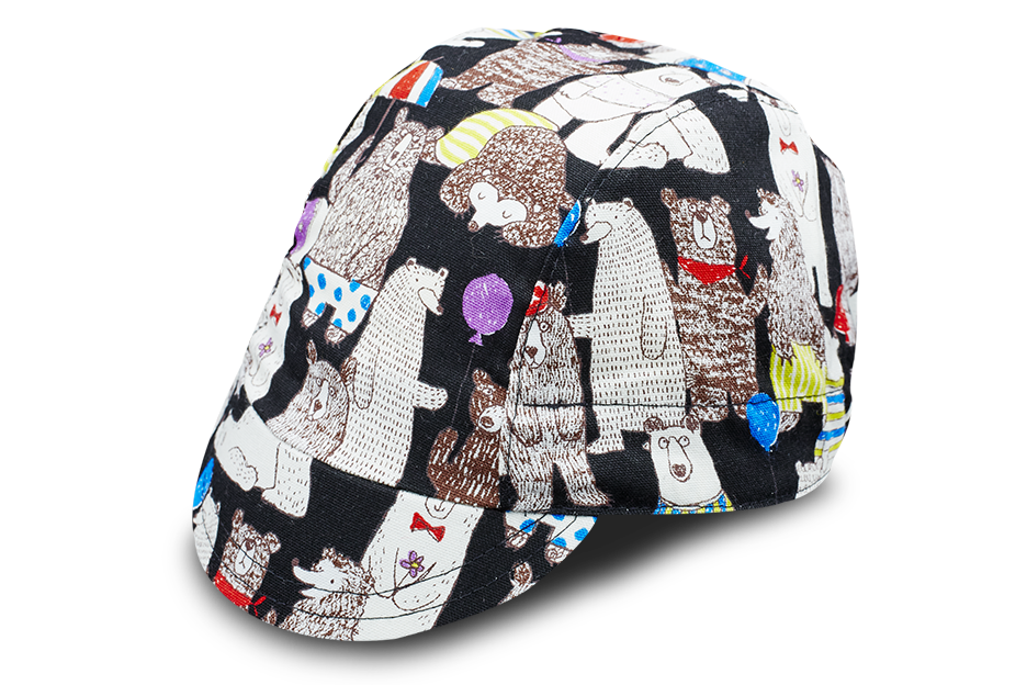 Party Bears Cycling Cap