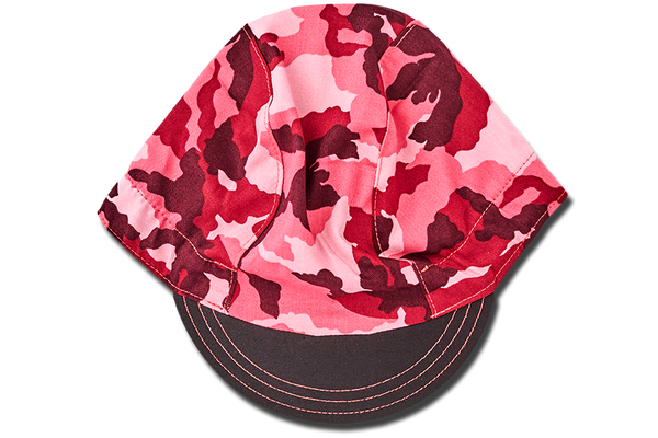Little Camouflage PINK Cycling Cap