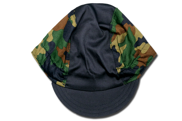 Little Camouflage Cycling Cap