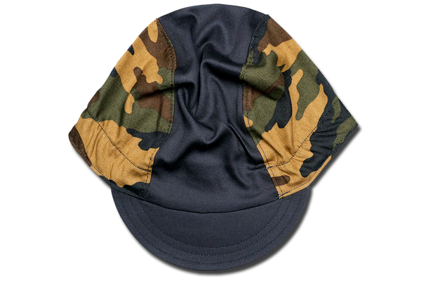 Camouflage Cycling Cap Ver 1.0