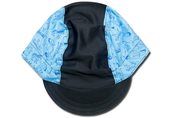 Safari BLUE Cycling Cap Ver 1.0