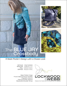 The BLUE JAY Crossbody
