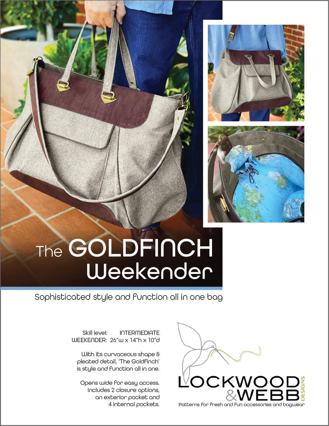 The Goldfinch WEEKENDER