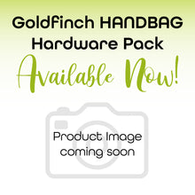 Load image into Gallery viewer, The Goldfinch HANDBAG - Hardware Pack