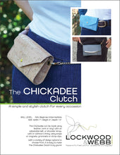 Load image into Gallery viewer, The Chickadee CLUTCH