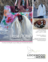 Load image into Gallery viewer, The Little ROBIN Accessory Holder