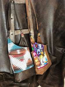 The Hummingbird Hobo TALL - PATTERN PIECES Only