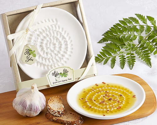 Trending Favors: Olive Oil and Vinegar Inspired Gourmet Gifts