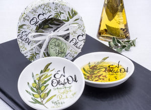 Why Olive Oil Dipping Plate Party Favours are All the Rage