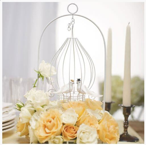 20 Ideas for Gorgeous Wedding Centerpieces