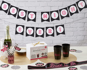 Bachelorette Bash 66 Piece Bachelorette Party Kit - CLOSEOUT