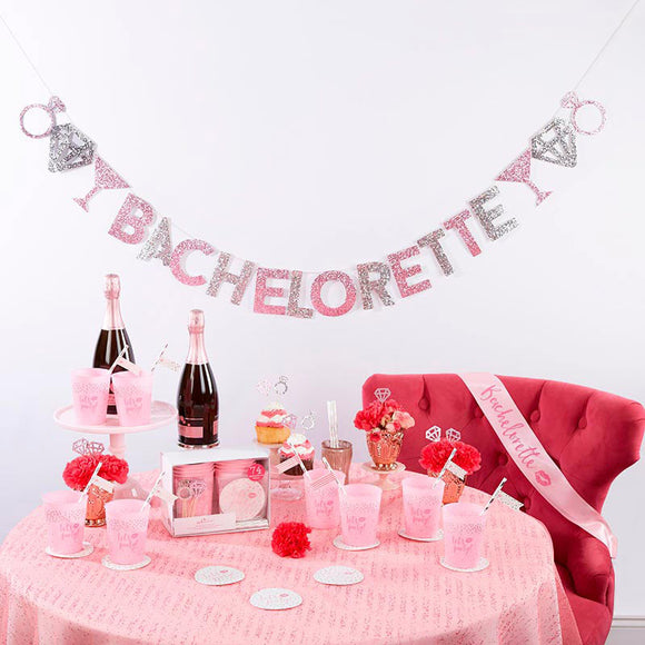 Let's Party 74 Piece Bachelorette Party Kit - InCasaGifts