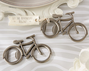 """Let's Go On an Adventure"" Bicycle Bottle Opener - InCasaGifts"