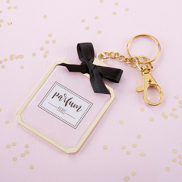 French Perfume Keychain with Mirror - InCasaGifts