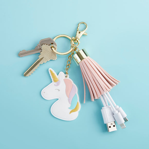 Unicorn USB Keychain - InCasaGifts