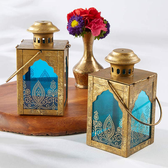 Indian Jewel Lantern - InCasaGifts