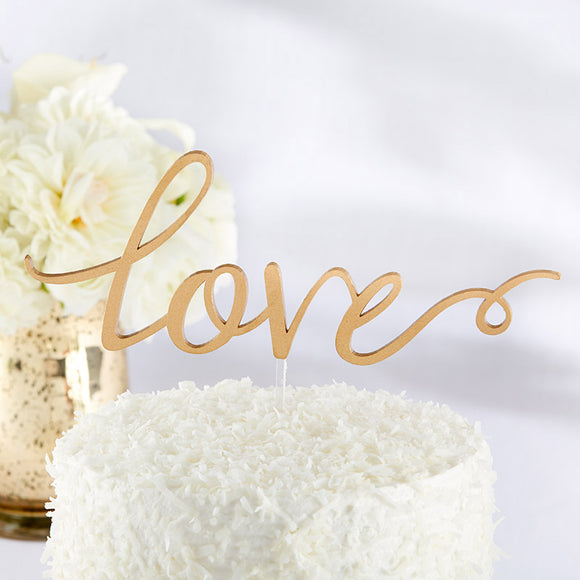 Love Cake Topper - InCasaGifts