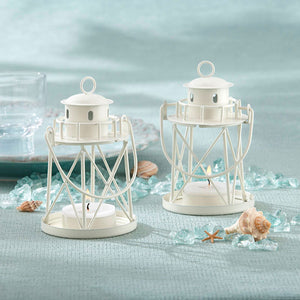 """By the Sea"" Lighthouse Tea Light Holder - InCasaGifts"
