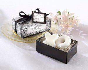 """Hugs & Kisses From Mr. and Mrs.!"" Scented Soaps - InCasaGifts"